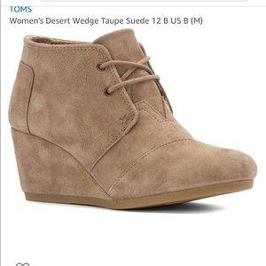 Toms Desert Wedge